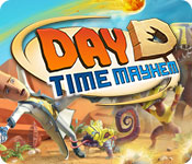 Day D: Time Mayhem Karten- & Brett-Spiel