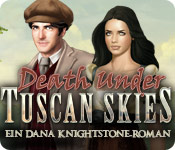 Death Under Tuscan Skies - Ein Dana Knightstone Roman
