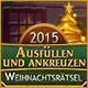 Ausfüllen und ankreuzen: Weihnachtsrätsel 2015