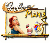 Ice Cream Mania Arcade- & Action-Spiel
