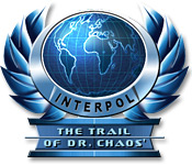 Interpol: The Trail of Dr. Chaos Puzzle-Spiel