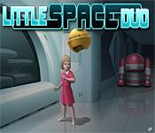 Little Space Duo Puzzle-Spiel