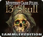 Mystery Case Files ®: 13th Skull  Sammleredition