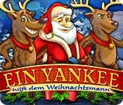 Ein Yankee hilft dem Weihnachtsmann