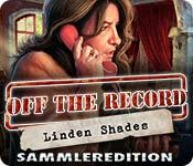 Off the Record - Linden Shades Sammleredition