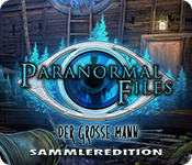 Paranormal Files: Der große Mann Sammleredition
