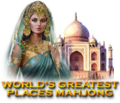World's Greatest Places Mahjong Mahjong-Spiel