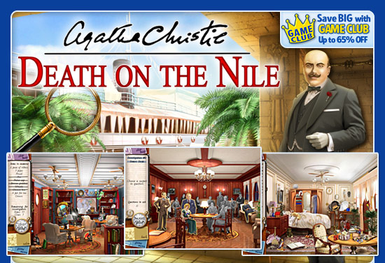 Agatha Christie Death on the Nile [repost]