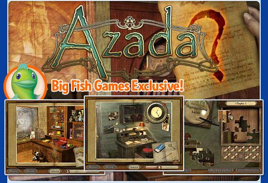 لعبة الذكاء والسحر والالغاز الصعبة جدا azada بمساحة 43 Mb