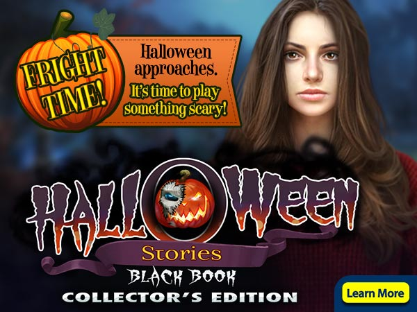 Halloween Stories: Black Book Collector's Edition