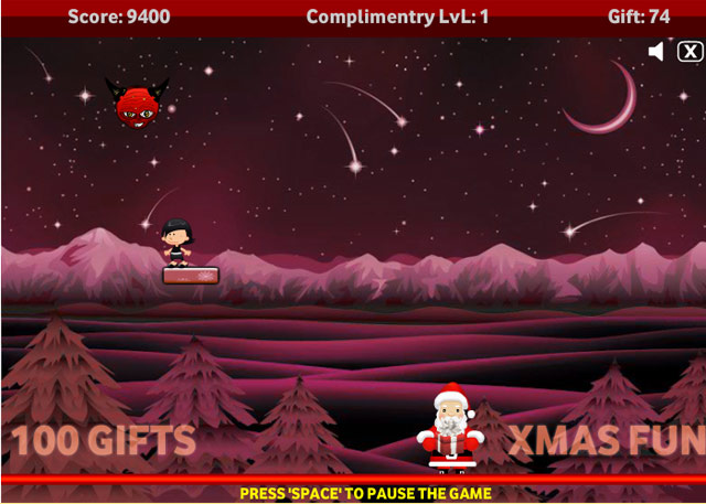 Image 100 Gifts Xmas Fun