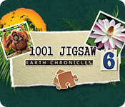 1001 Jigsaw Earth Chronicles 6 for Mac Game