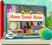 1001 Jigsaw Home Sweet Home