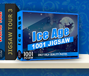 1001 Jigsaw: Ice Age for Mac Game