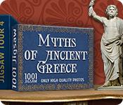 1001 Jigsaw: Myths of Ancient Greece