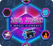 1001 Jigsaw Six Magic Elements for Mac Game