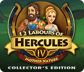 12 Labours of Hercules IV: Mother Nature Collector's Edition for Mac Game