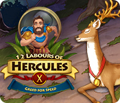 12 Labours of Hercules X: Greed for Speed for Mac Game