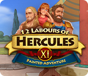 12 Labours of Hercules XI: Painted Adventure for Mac Game