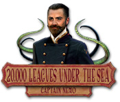 20,000 Leagues Under the Sea: Captain Nemo for Mac Game
