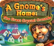 A Gnome's Home: The Great Crystal Crusade for Mac Game