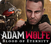 Adam Wolfe: Blood of Eternity for Mac Game
