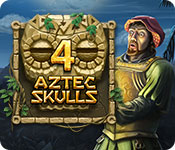 4 Aztec Skulls for Mac Game