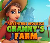 Adventure Mosaics: Granny's Farm for Mac Game
