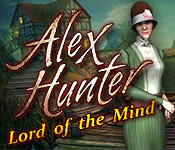 Alex Hunter: Lord of the Mind for Mac Game
