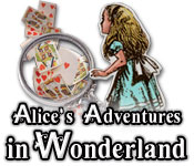 Enjoy the new game: Alice's Adventures in Wonderland