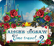 Alice's Jigsaw Time Travel 2 for Mac Game