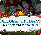 Alice's Jigsaw: Wonderland Chronicles for Mac Game