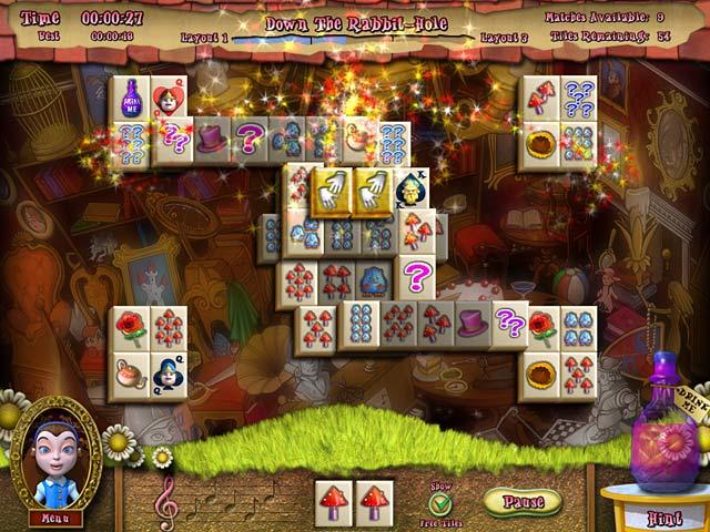 Alice's Magical Mahjong screen2.jpg