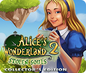 Alice's Wonderland 2: Stolen Souls Collector's Edition for Mac Game