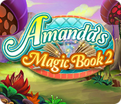 Amanda's Magic Book 2 for Mac Game