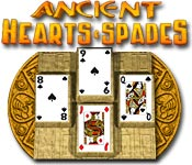 Ancient Hearts and Spades for Mac Game