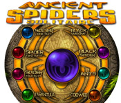 Ancient Spider Solitaire for Mac Game