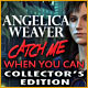 Angelica Weaver: Catch Me When You Can Collector's Edition