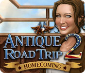 software puzzle games casual games  Antique Road Trip 2 : Homecoming