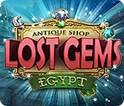 Antique Shop: Lost Gems Egypt for Mac Game
