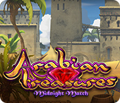 Arabian Treasures: Midnight Match for Mac Game