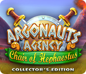 Argonauts Agency: Chair of Hephaestus Collector's Edition for Mac Game