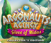 Argonauts Agency: Glove of Midas Collector's Edition for Mac Game