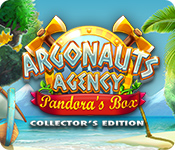 Argonauts Agency: Pandora's Box Collector's Edition for Mac Game