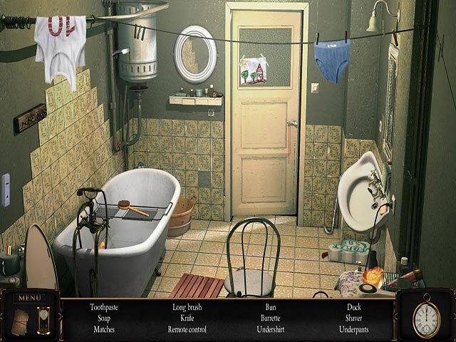 Download Hidden Object Games - Art of Murder: Secret Files