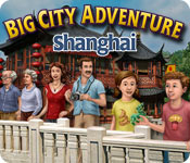 Big City Adventure: Shanghai