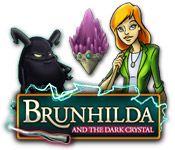Enjoy the new game: Brunhilda and the Dark Crystal