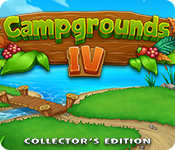 Campgrounds IV Collector's Edition for Mac Game