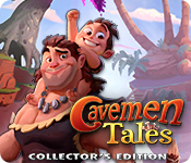 Cavemen Tales Collector's Edition for Mac Game