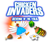 Chicken Invaders 3 for Mac Game